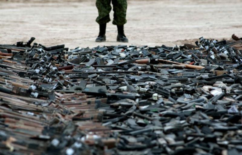 disarm-small-arms