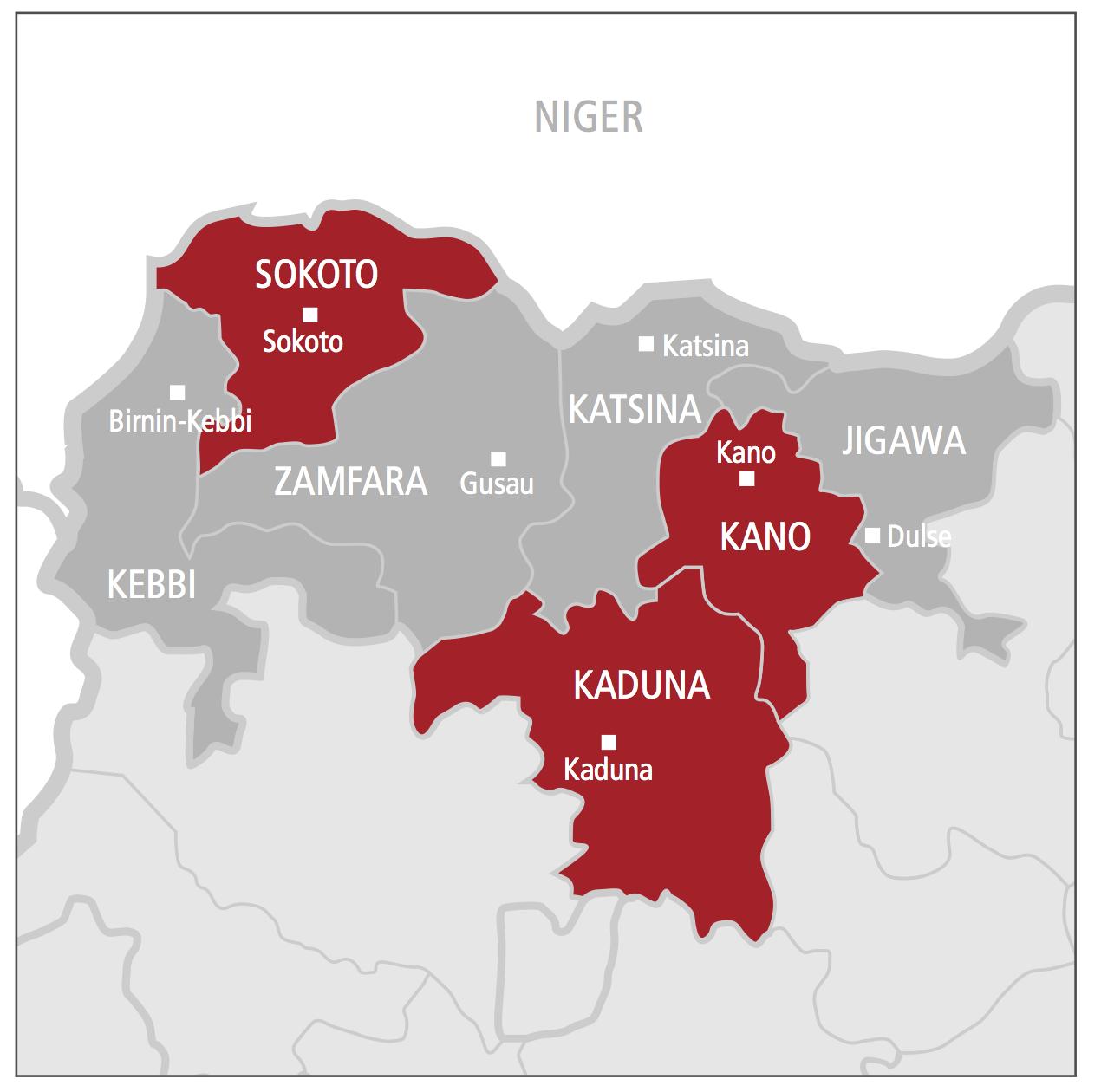 The Violent Road Nigerias North West AOAV