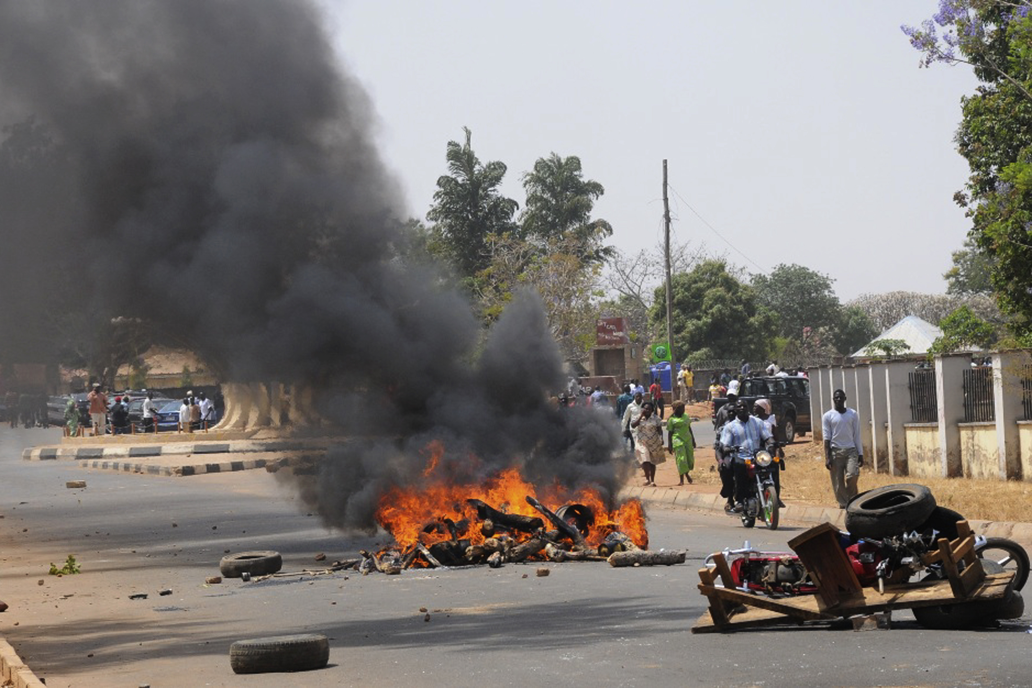 conflict of north central nigeria on The failure of nigerian authorities to investigate the attacks or bring  to  exacerbate the cycle of violence in the conflict-prone north central.