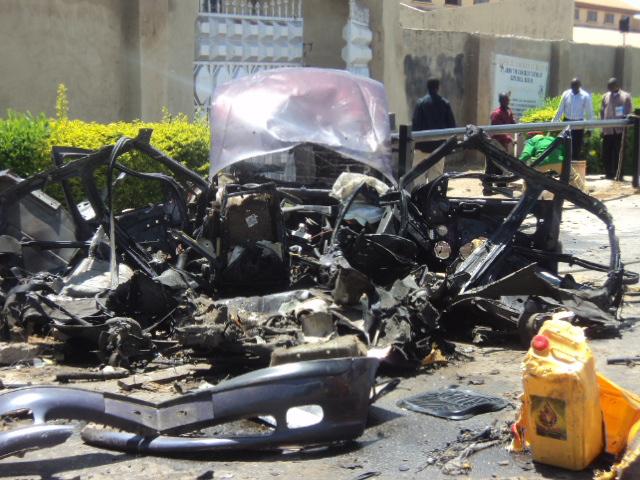 Terrorism - Suicide Car Bomb - Bauchi, Nigeria
