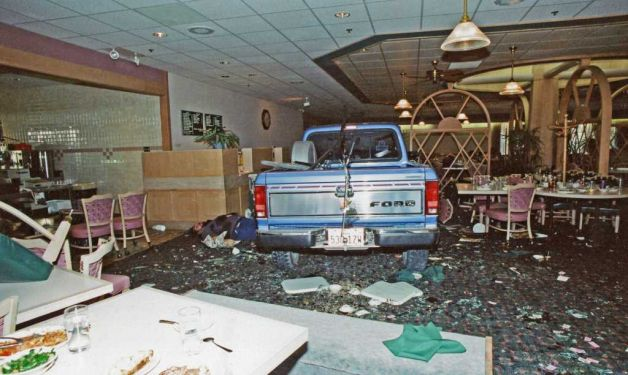 Most Iconic Photos Of Mass Shootings  Lubys-2