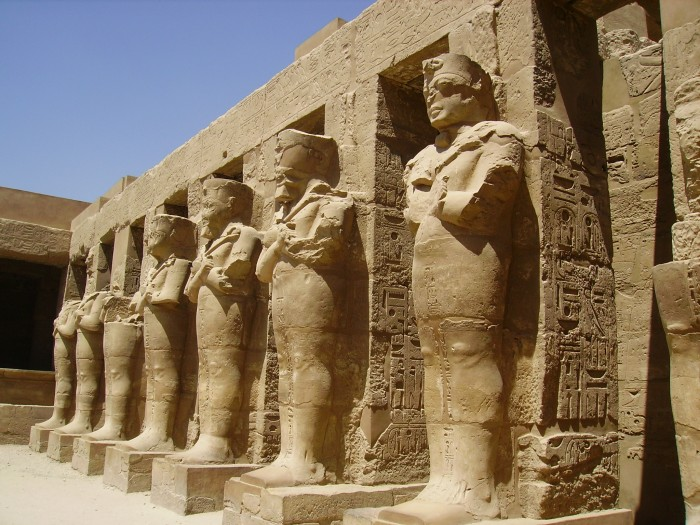 Suicide attacks, Egypt, and cultural destruction