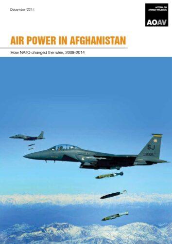 afghanistan air strike