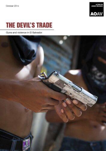 guns el salvador